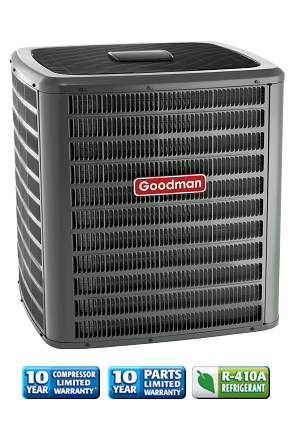 New Goodman 3 Ton 15 Seer Central Air Ac Add On Gsx160361